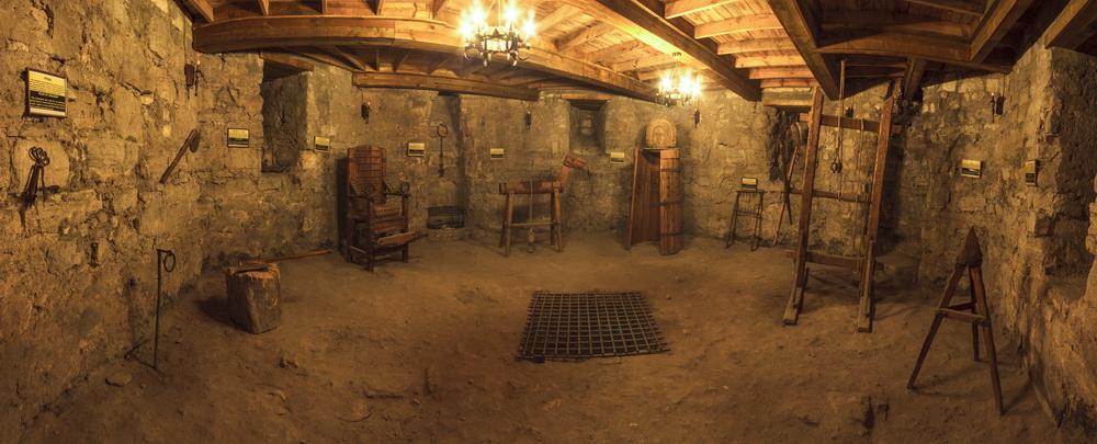 Панорамная съемка музея пыток