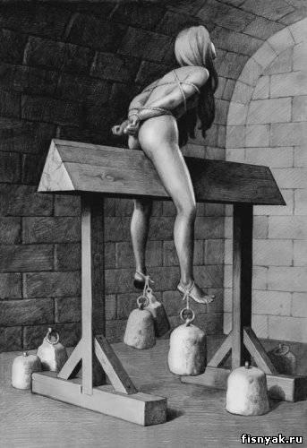 Орудие пытки - Вонзающие кОзлы